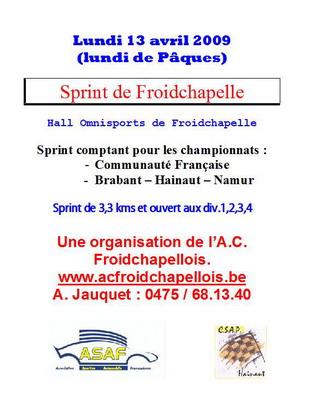 sprint de froidchapelle 13 avril 2009 Sp-fro10