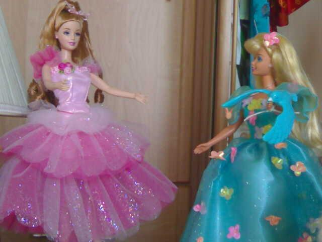 Ma Collection de Princesses Barbie 13042011