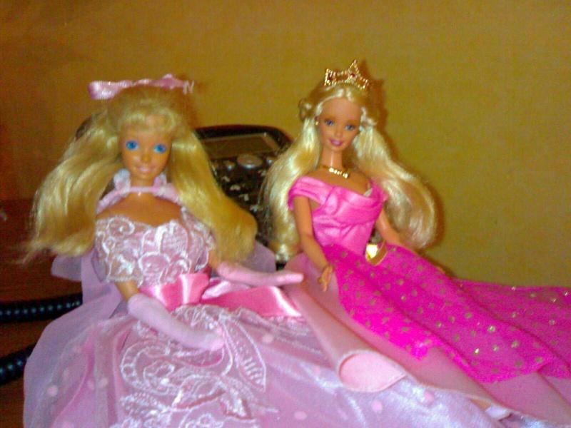 Ma Collection de Princesses Barbie 15082017