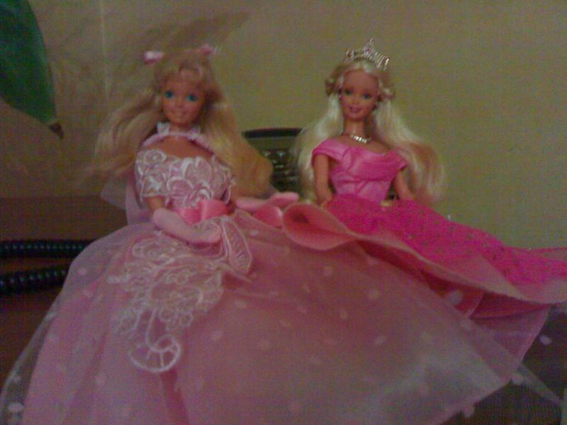 Ma Collection de Princesses Barbie 15082018