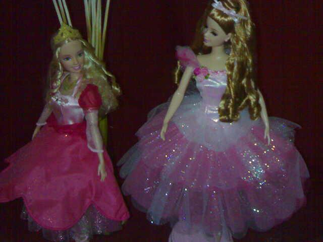 Ma Collection de Princesses Barbie 25032032