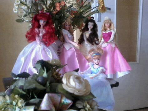 Ma collection des princesses Disney Photo084