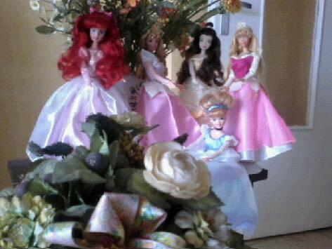 Ma collection des princesses Disney Photo098