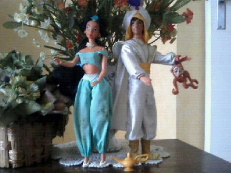 Ma collection des princesses Disney Photo113