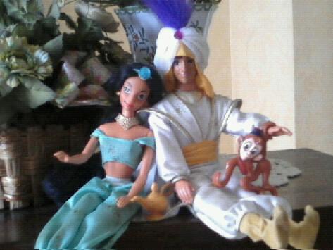 Ma collection des princesses Disney Photo114