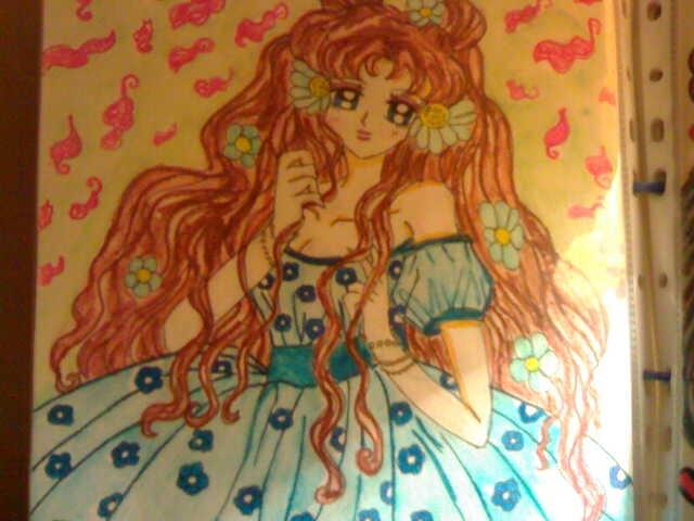 Dessins sur SAILOR MOON, Lady Lovelylocks, Mon Petit Poney Sailor10