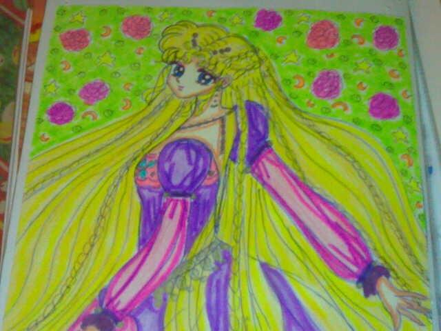 Dessins sur SAILOR MOON, Lady Lovelylocks, Mon Petit Poney Sailor11