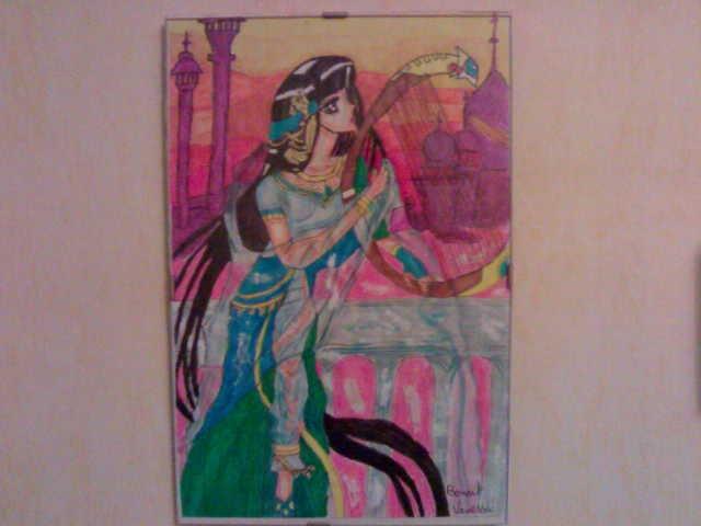 Dessins sur SAILOR MOON, Lady Lovelylocks, Mon Petit Poney Sans_t10