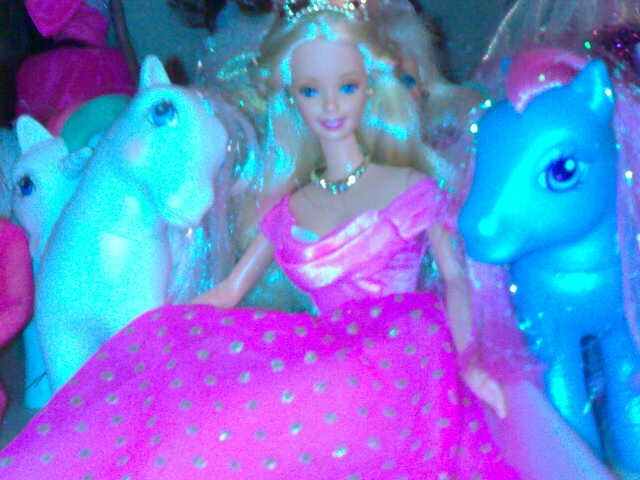 Ma Collection de Princesses Barbie Untitl46