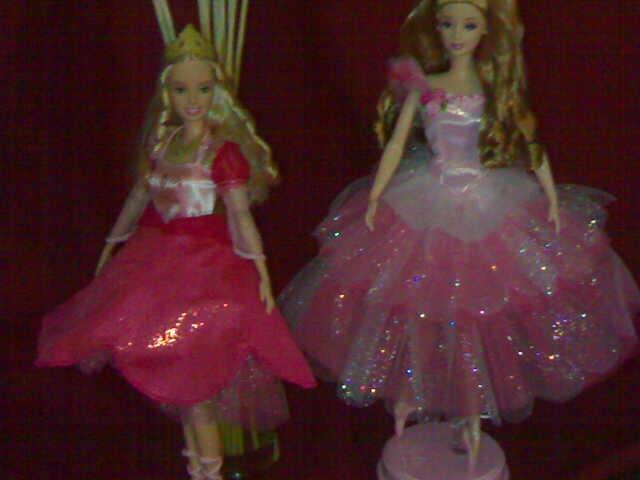 Ma Collection de Princesses Barbie Vaness23