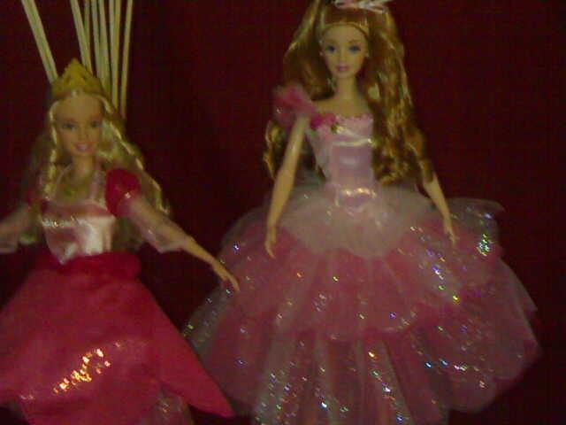 Ma Collection de Princesses Barbie Vaness25