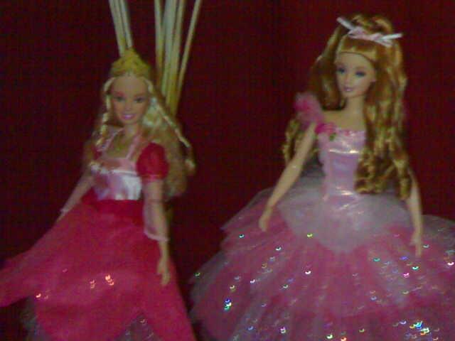 Ma Collection de Princesses Barbie Vaness26