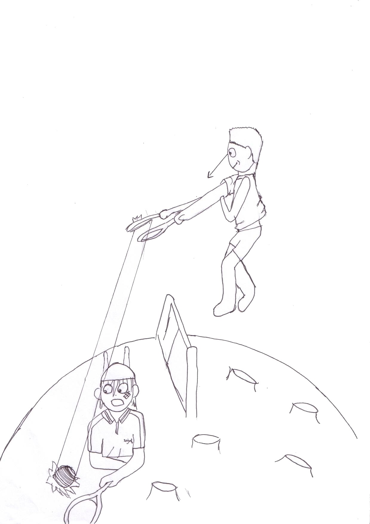Sakura-chan's draw =D This_i10