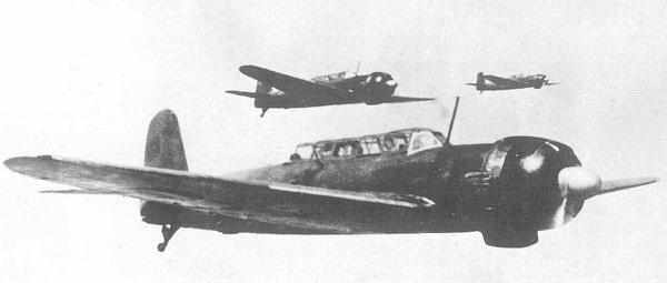 Le Nakajima Gb6n-210
