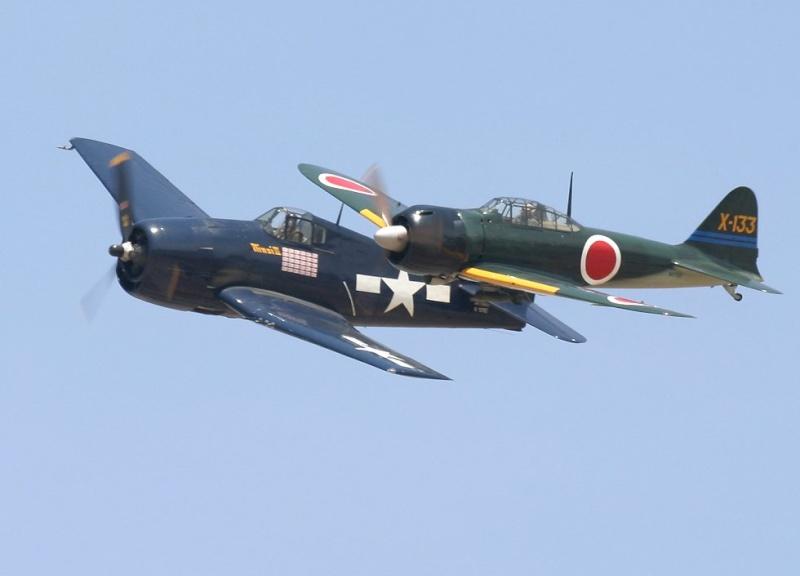 Le Mitsubishi A6M Hellca10