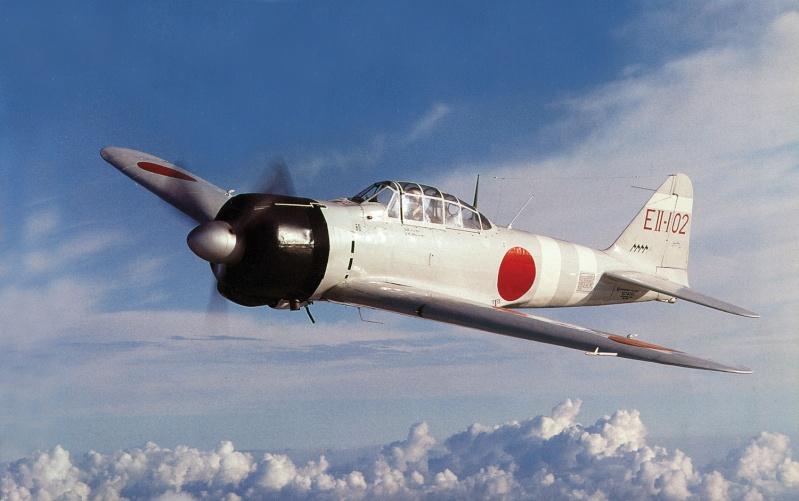Le Mitsubishi A6M Zeroph10