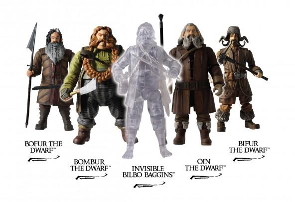 LE HOBBIT (The Bridge Direct - Vivid) 2012 en cours Hobbit11