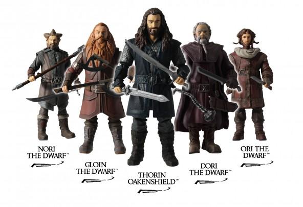 LE HOBBIT (The Bridge Direct - Vivid) 2012 en cours Hobbit12