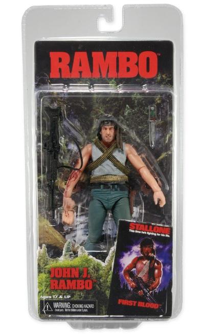 RAMBO / RAMBO 2 (Neca) 2013 en cours Rambo_12