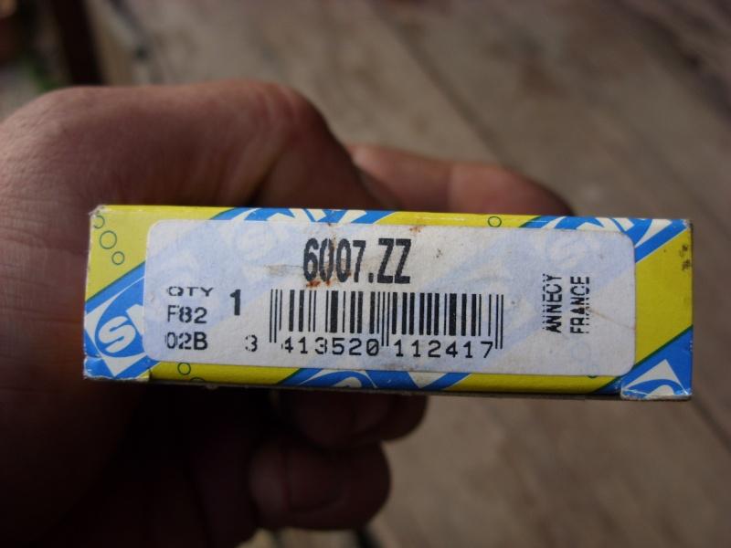 bras oscillant 450 - installation Bras oscillant  450r trx Sn850910