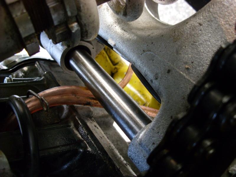 bras oscillant 450 - installation Bras oscillant  450r trx Sn850925
