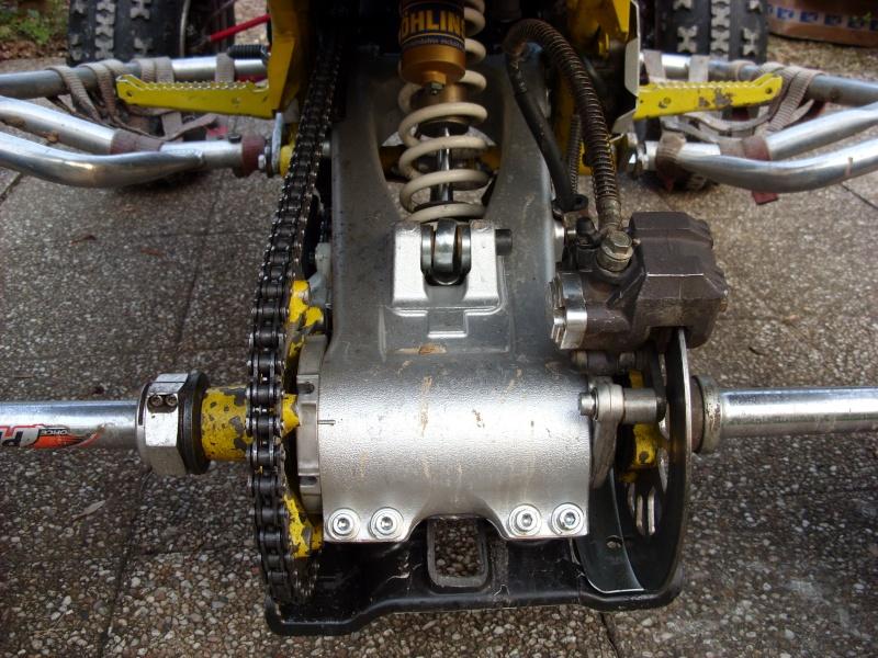 bras oscillant 450 - installation Bras oscillant  450r trx Sn850928
