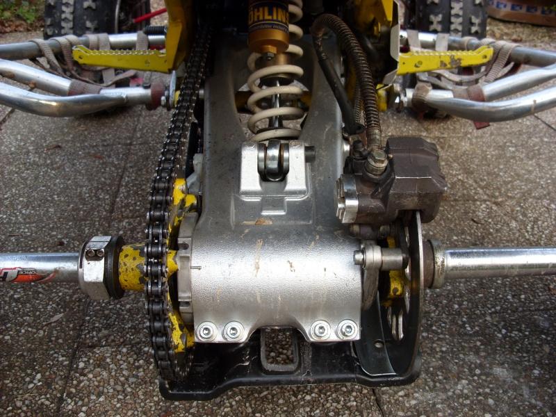 bras oscillant 450 - installation Bras oscillant  450r trx Sn850942