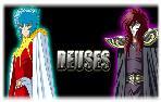 Deus Hades|Designer|ADM