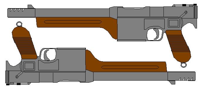 Die Waffen Spielen and Der Draht des Todes Mauser10