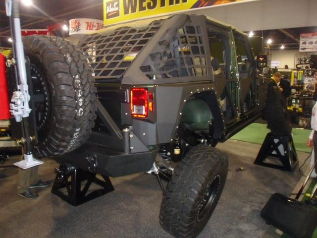 Mopar Jeep на SEMA 2009 1011