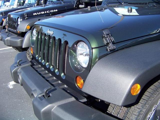 Новые цвета Jeep 214