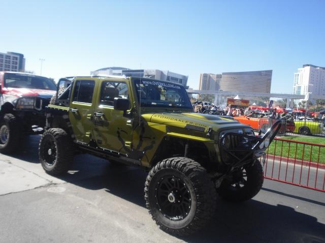 Mopar Jeep на SEMA 2009 412