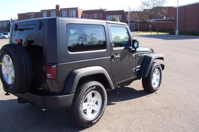 Новые цвета Jeep 513