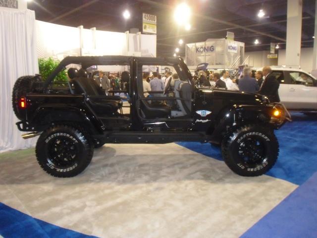 Mopar Jeep на SEMA 2009 612