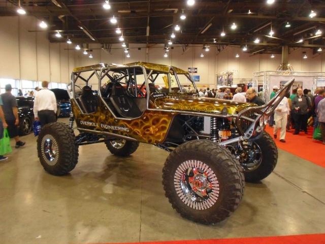 Mopar Jeep на SEMA 2009 911