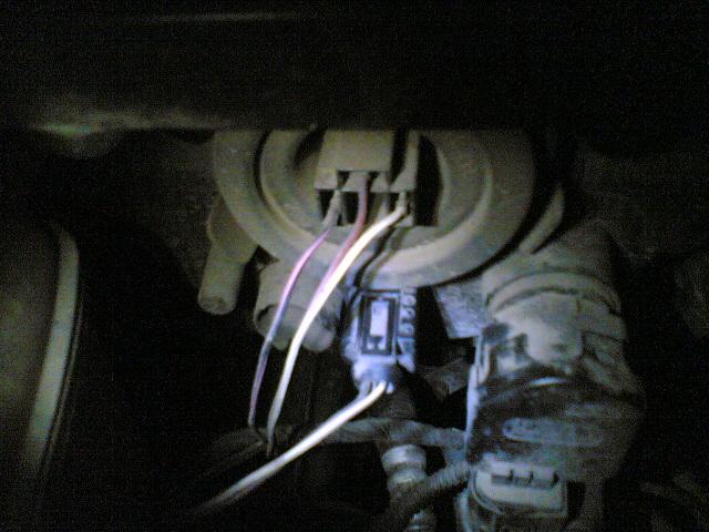 Замены ламп наружней световой сигнализации и освещения.  N_410