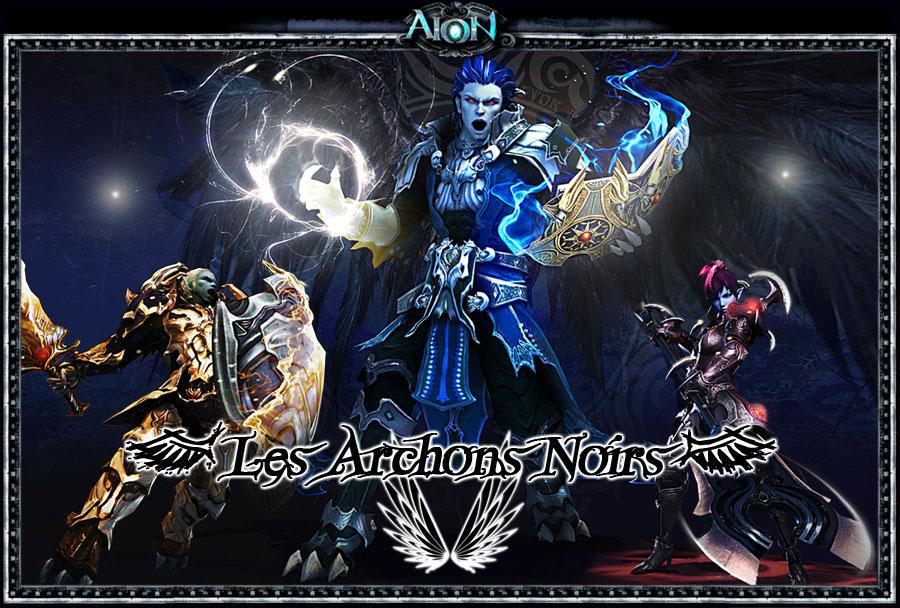 Archons Noirs - Légion Asmodienne sur Aion