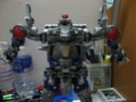 MY VERSION 2 REPAINT N MODIFICATION ROTF OPTIMUS PRIME...WIP Img_1352