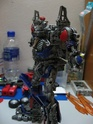 MY VERSION 2 REPAINT N MODIFICATION ROTF OPTIMUS PRIME...WIP Img_1353