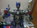 MY VERSION 2 REPAINT N MODIFICATION ROTF OPTIMUS PRIME...WIP Img_1358