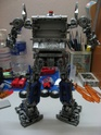 MY VERSION 2 REPAINT N MODIFICATION ROTF OPTIMUS PRIME...WIP Img_1361
