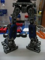 MY VERSION 2 REPAINT N MODIFICATION ROTF OPTIMUS PRIME...WIP Img_1363