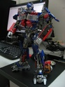 MY VERSION 2 REPAINT N MODIFICATION ROTF OPTIMUS PRIME...WIP Img_1425