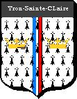 Région Yron Sainte-Claire