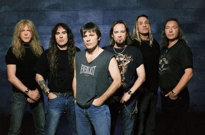 Nuevo álbum de Iron Maiden 32147310