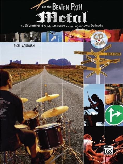 On the Beaten Path: Metal- La guía de los bateristas del género y las leyendas que lo definen 33322610