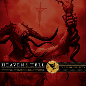 HEAVEN AND HELL revela portada The_de10