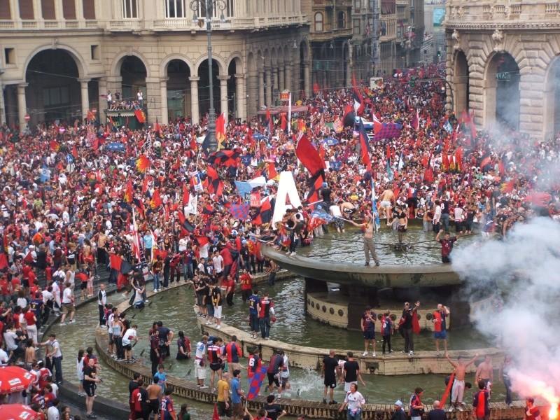 European ultras Genova10
