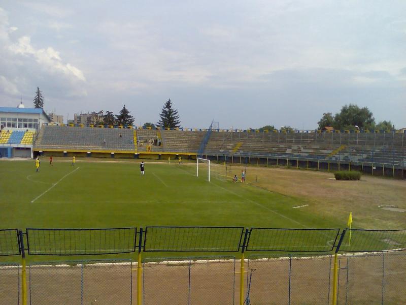 PETROLUL PLOIESTI Stadio11