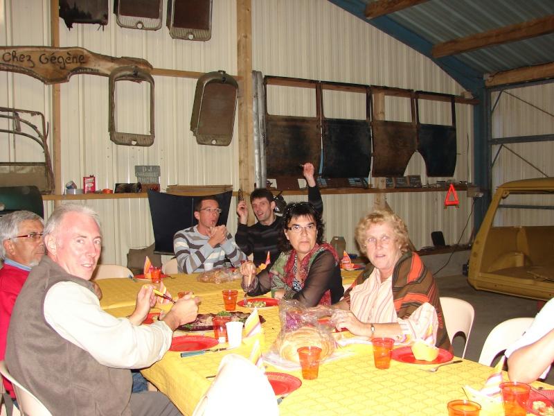 3ème SORTIE MINI ABVA  25/26 JUILLET 2009 Dsc02018